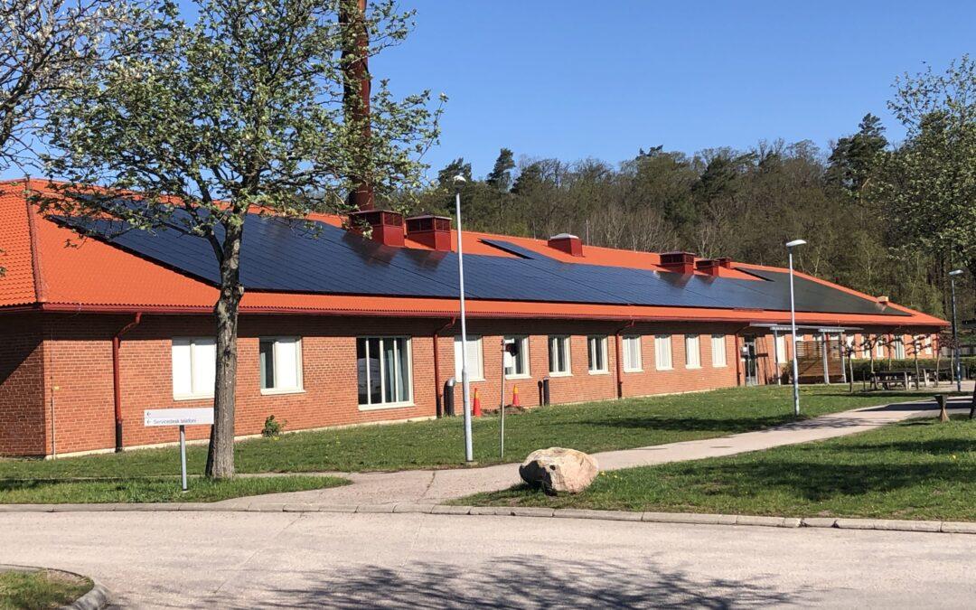 Hallands sjukhus i Halmstad