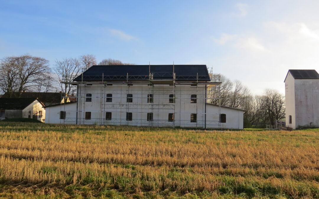 Tomarps Kungsgård har tillgång till Solel